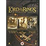 The Lord Of The Rings Trilogy [DVD]